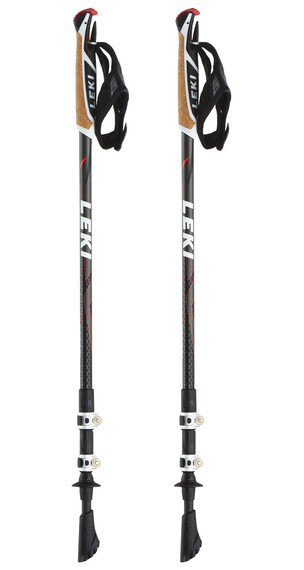 LEKI Traveller Carbon Nordic Walking Stöcke
